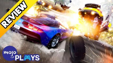 Dangerous Driving Review - A Burnout In Many Ways