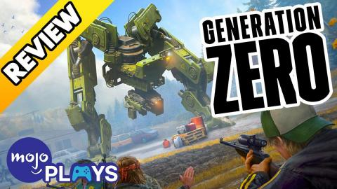 Generation Zero Review - An Open World Mess