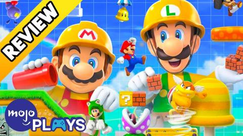 Super Mario Maker 2 Review - Building a Better Mario