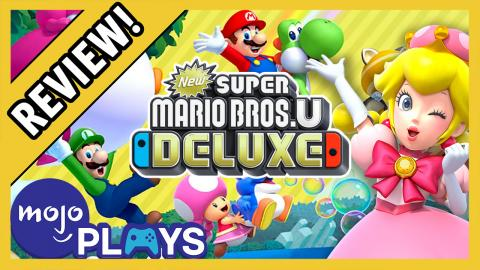 New Super Mario Bros. U Deluxe Review - Peachette Brings the Glory
