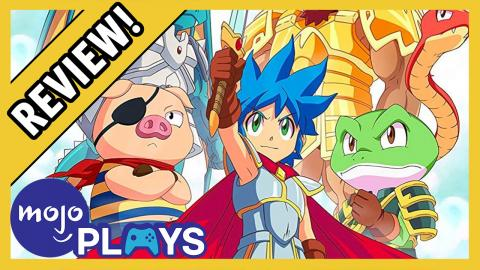 Monster Boy Review - Is This Sega Classic Remake Just a Cash Grab?