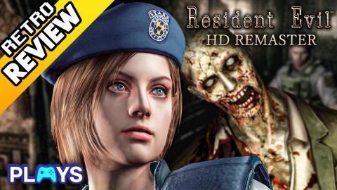 Resident Evil Retro Review