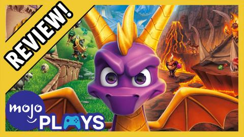 Spyro Reignited Trilogy - Is Spyro Still Worth Our Attention? - MojoPlays Review