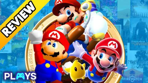 Super Mario 3D All Stars Review