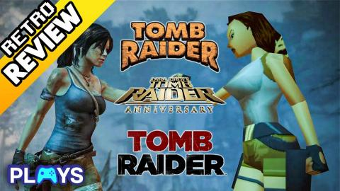 Tomb Raider (1996) vs Tomb Raider (2007) vs Tomb Raider (2013) Retro Review