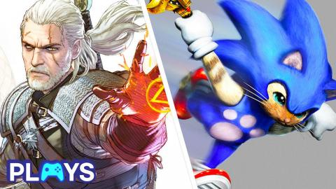 Great Video Game Crossovers That Make No Sense! | MojoPlays