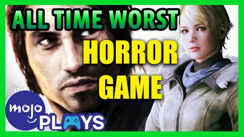 The Worst Horror Game of All Time