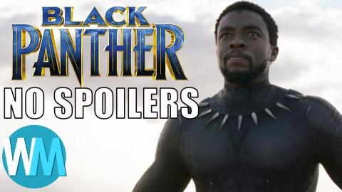 Black Panther Review - Spoiler Free! Mojo @ The Movies
