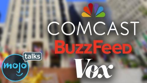 Will Comcast NBC Universal Acquire Buzzfeed and Vox Media or Force a Merger? - Mojo Talks