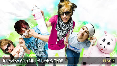 Interview With Mikl of brokeNCYDE