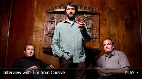 Interview With Tim from Cursive