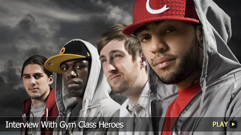 Interview With Gym Class Heroes