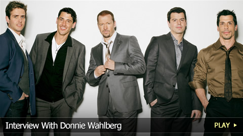 Interview With Donnie Wahlberg