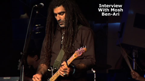 Interview With Mosh Ben-Ari