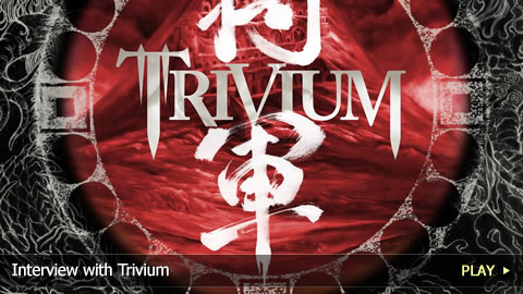 Interview With Trivium