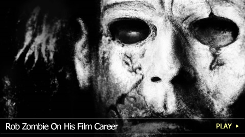 Rob Zombie On His Film Career
