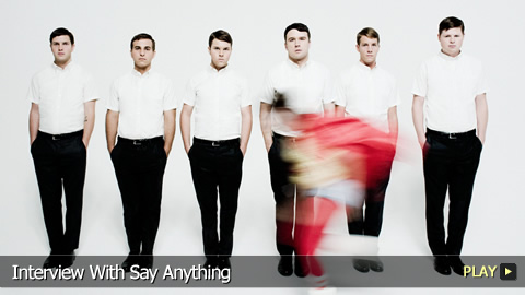 Interview With Say Anything