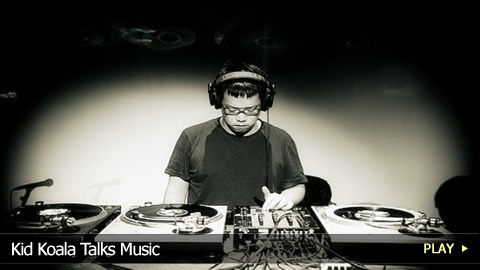 Kid Koala Talks Music