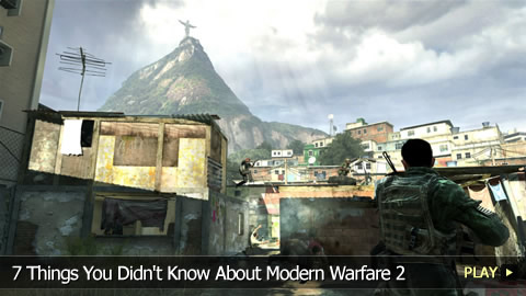 7 Things You Should Know About Modern Warfare 2