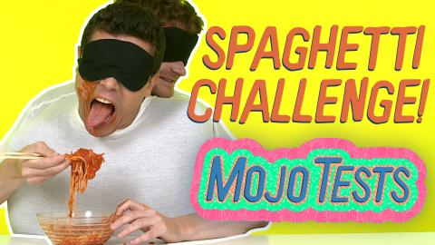 Mojo TESTS: Spaghetti and Chopsticks Challenge