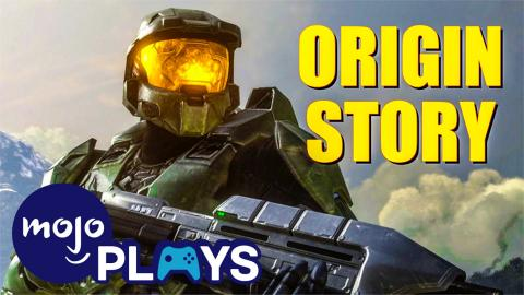 Origin Story: Halo's Master Chief!