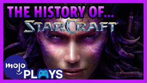 History of STARCRAFT: The Real Time Strategy Game That Changed The World