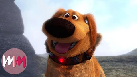 Top Greatest 10 Disney Dogs