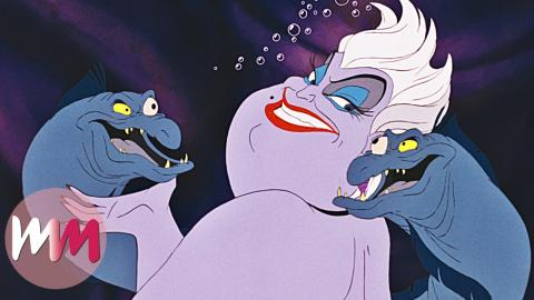 Top 10 Greatest Disney Female Villains