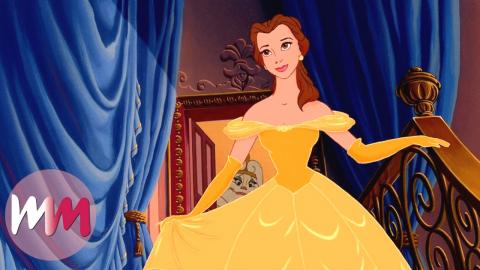 Top 10 Iconic Disney Princess Outfits