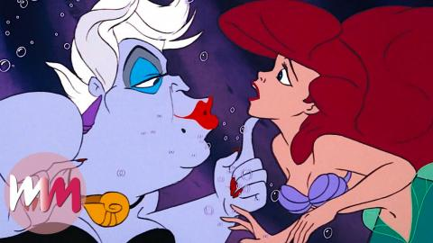 Top 10 Disney Villain Cliches