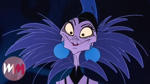 Top 10 Funniest Animated Disney Villains