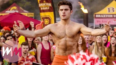 Top 10 Hottest Zac Efron Moments