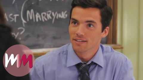Top 10 Sexiest Male Teachers in Movies & TV