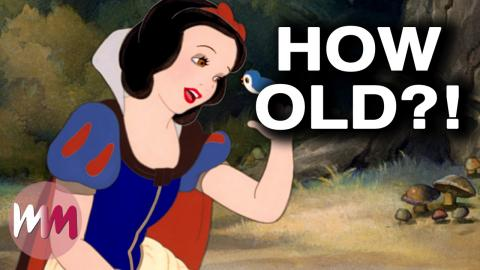 Top 10 Things You Didn't Know about Disney Princesses