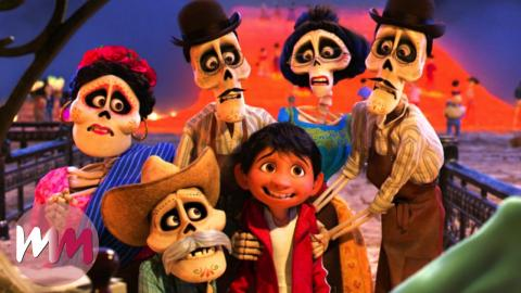 Disney Pixar S Coco 2017 Top 5 Facts You Need To Know Watchmojo Com