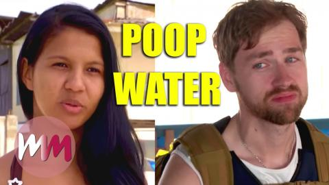 Another Top 10 Most Awkward Moments from 90 Day Fiancé