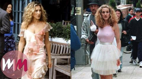 Top 10 Best Carrie Looks from Sex and the City