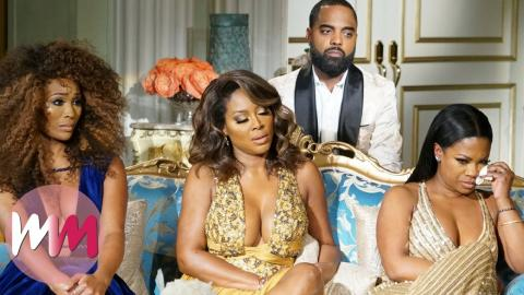 Top 10 Craziest Real Housewives of Atlanta Moments