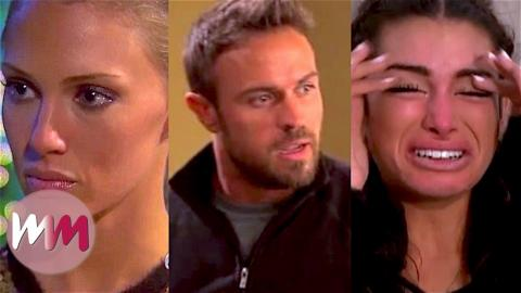 Top 10 Dramatic Moments from the Bachelor Franchise