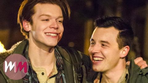 Top 10 Gay Male Couples on TV
