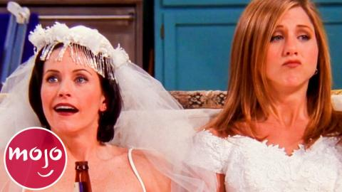 Top 10 Times Monica & Rachel Were BFF Goals