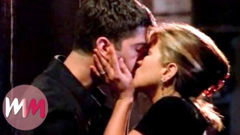 Top 10 Unforgettable Ross and Rachel Moments