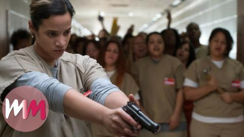 Top 10 Shocking Orange is the New Black Moments