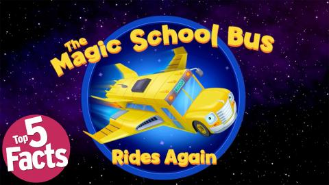The Magic School Bus Rides Again (2017) - Top 5 Facts!