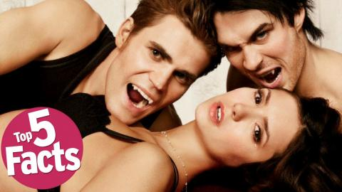 Top 5 Surprising Facts about the Vampire Diaries