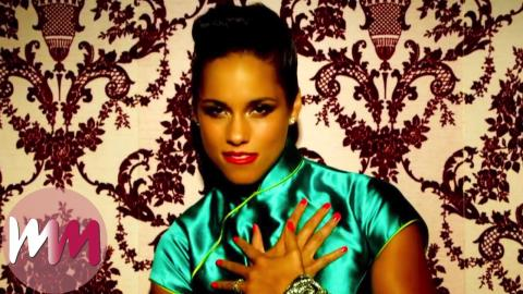 Top 10 Alicia Keys Songs