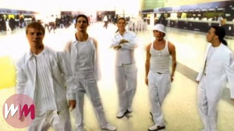 Top 10 Backstreet Boys Music Videos