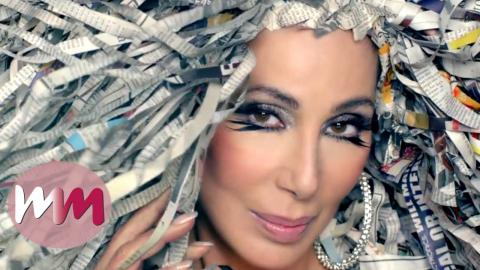 Top 10 Best Cher Songs
