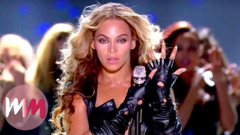 Top 10 Beyoncé Musical Performances