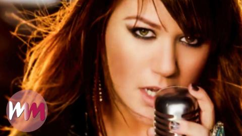 Top 10 Greatest Kelly Clarkson Music Videos